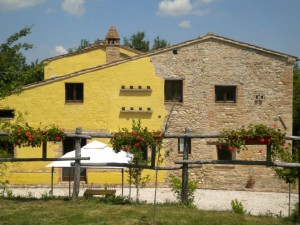 italy farmhouse holidays Le Marche