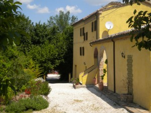 San raffaello Villa for rent Italy