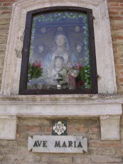 loreto shrine - pilgrimages italy