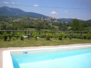 villa le marche with pool & views italy