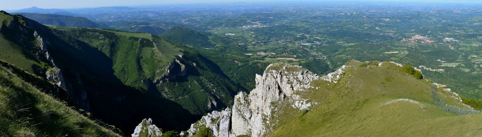 Appenine Mountains Marche Italy