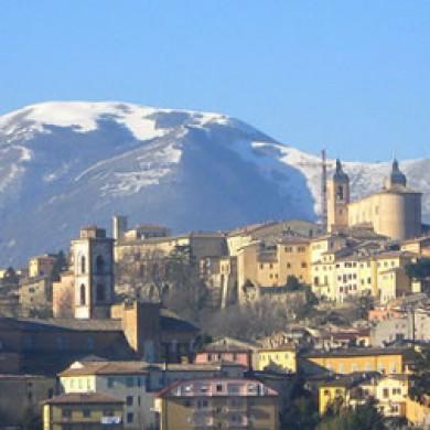 Camerino le marche touring italy