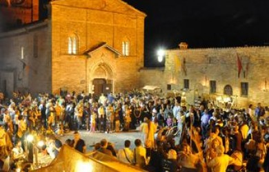 Sarnano Festa Castrum Sarnani Italy