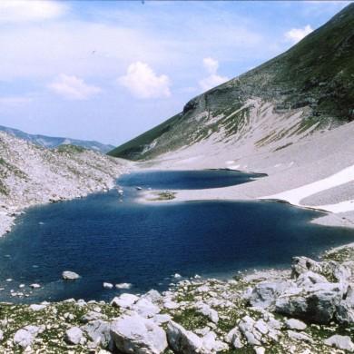 Lake Pilato Monte Vettore Marche Italy