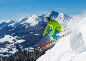 Skiing holiday-sibillini mountains-italy