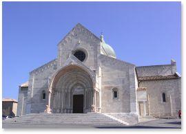 Le marche italy- Ancona duomo
