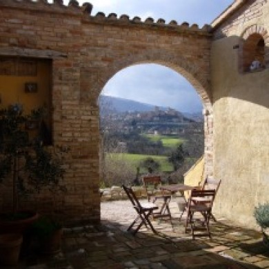 luxury accommodation le Marche Italy