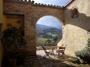 le marche self catering italy