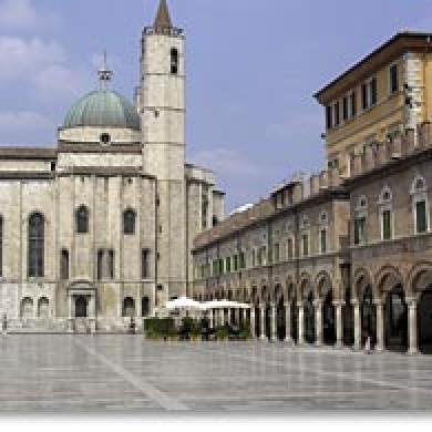 Ascoli Piceno Marche Italy