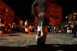 Sarnano festival le marche region