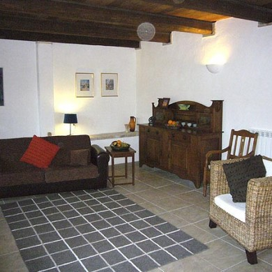 Marche villa- Damiano lounge