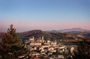 holiday in Le Marche - Sarnano