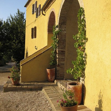 self catering le marche