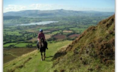 horse riding holiday italy
