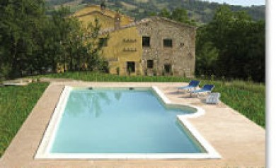marche holiday home big pool