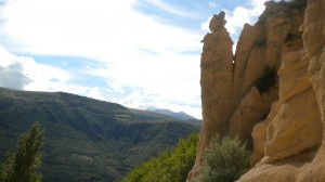 Walking holidays in Italy tours- Lame Rosse