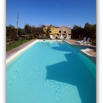 large rental house italy
