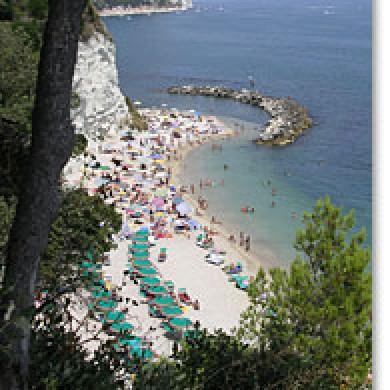 conero beach