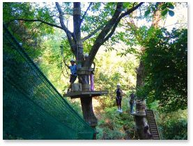 family adventure parks le marche italy