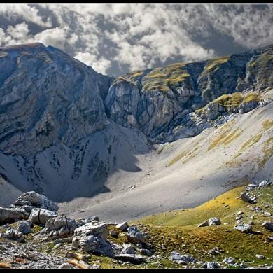 Near Lago Pilato Monte Vettore nelle Marche