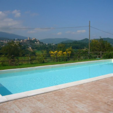 large holiday rental italy