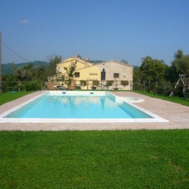 le marche villas rental San raffaello italy