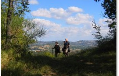 le marche hiking holiday italy