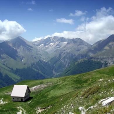 hike sibillini mountains le marche