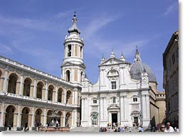 sanctuary-loreto-le-marche