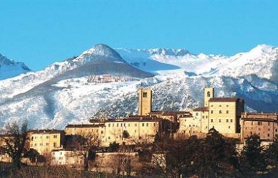 Sarnano holiday in Le Marche Italy