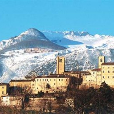 Sarnano holiday in Le Marche Italy