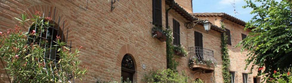 Sarnano vacations Le Marche Italy