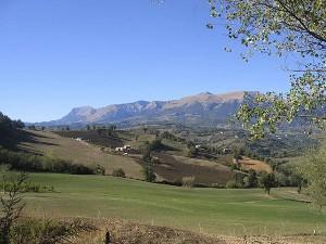 le marche hiking