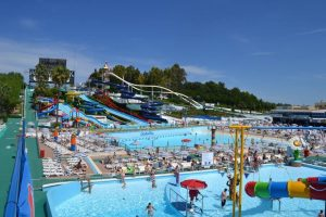 Marche kids fun water park