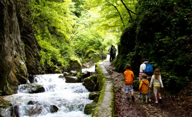 walking tours of italy