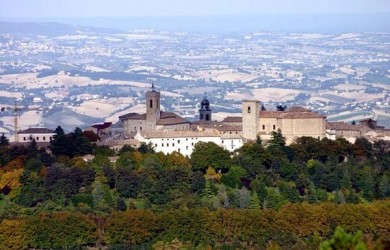 holidays in Marche regionche