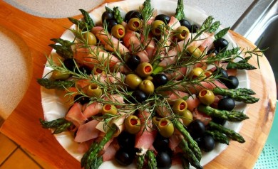 food holidays in italy