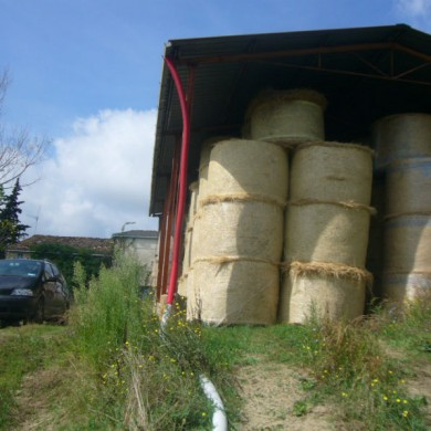 barn and land for sale in Marche Italy