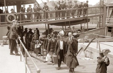 ancestry Italy to US Ellis Island