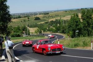 mille-miglia automobiles Italy