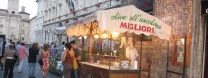 olive stall ascoli piceno