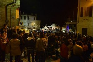 Music & food Festa Marche Italy
