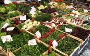 fresh vegetables gluten free food