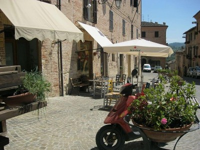 Le Marche Italy self catering