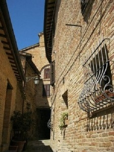 holiday house rental Le Marche Italy