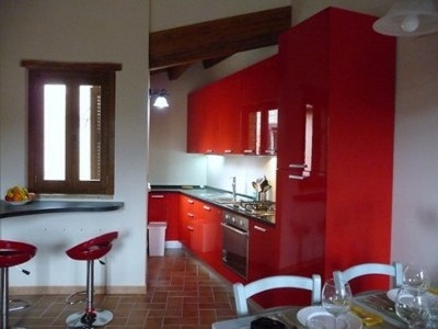 vacation house rental Le Marche Italy