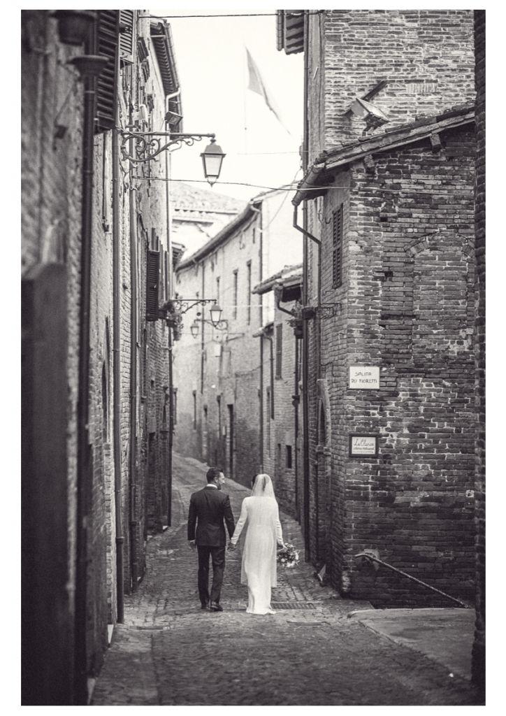 Italian wedding in Le Matrche