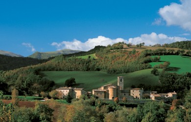 guided walking italy